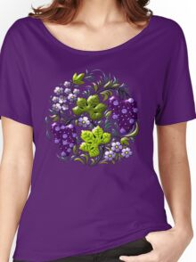 grapes fruit Women's Relaxed Fit T-Shirt