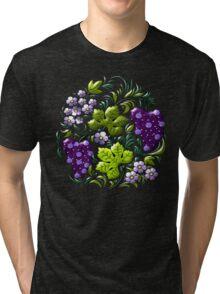 grapes fruit Tri-blend T-Shirt