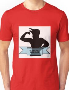 Fight Milk - It's Always Sunny in Philadelphia Unisex T-Shirt