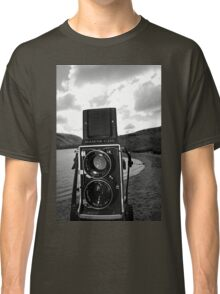 Mamiya C220 on Location. Classic T-Shirt