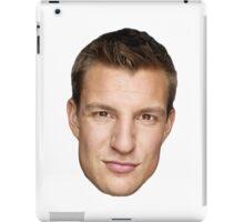 Rob Gronkowski iPad Case/Skin