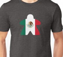 Mexican Meeple Design Unisex T-Shirt