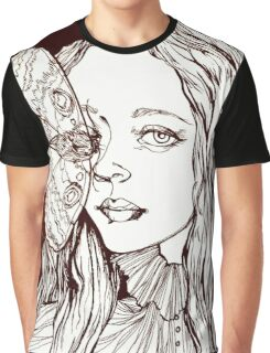 Peaking  Graphic T-Shirt