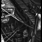 The hidden place (2) by Jon Burke