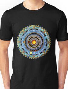 Solar System Mandala Unisex T-Shirt