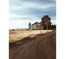 Oregon Bound  Photographic Print