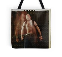 Troy-Leather Atmosphere Tote Bag