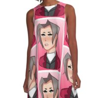 Miles Edgeworth A-Line Dress