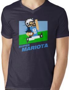 Super Mariota Mens V-Neck T-Shirt