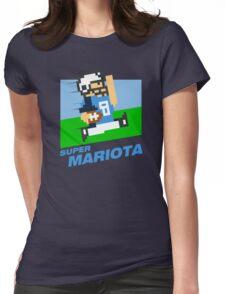 Super Mariota Womens Fitted T-Shirt