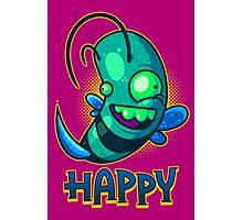 Bee Happy Photographic Print