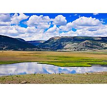 Valley of the Serpent Photographic Print