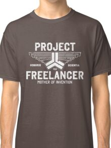 Red vs. Blue  - Project Freelancer Classic T-Shirt