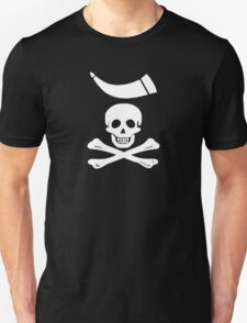 Unknown Pirate Flag Unisex T-Shirt