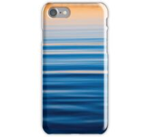 Blue Reflections iPhone Case/Skin