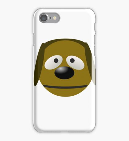 Rowlf Dog iPhone Case/Skin
