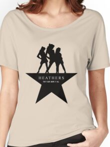 Heather, Heather, & Heather Women's Relaxed Fit T-Shirt