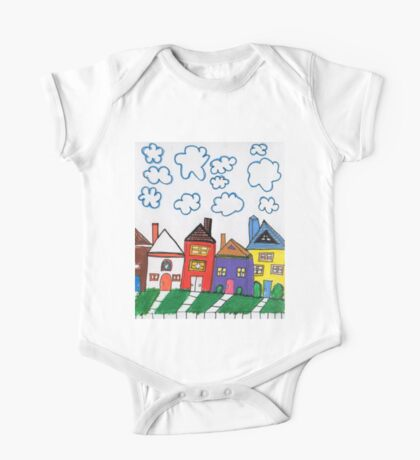 The Street Where You Live One Piece - Short Sleeve