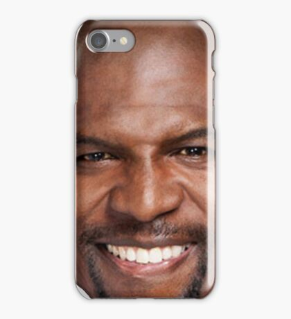 Terry Jeffords  iPhone Case/Skin