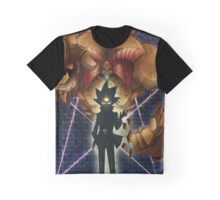 Yugioh Exodia Graphic T-Shirt
