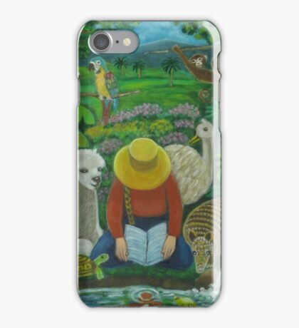 Storytime. iPhone Case/Skin