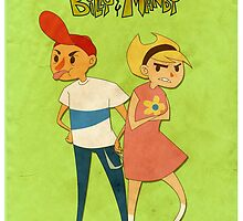 Billy and Mandy by racheldrws