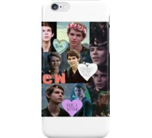 Peter Pan is a glorious jerk iPhone Case/Skin