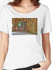 Wagon lost in storage Women's Relaxed Fit T-Shirt