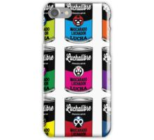 CANNED LUCHA iPhone Case/Skin