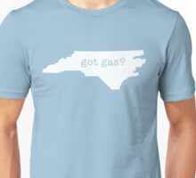 Got Gas? North Carolina Unisex T-Shirt