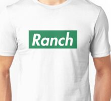 Ranch - Green - Eric Andre - Supreme font Unisex T-Shirt