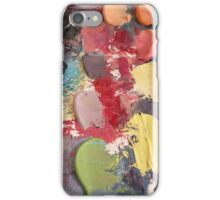 The Palette III iPhone Case/Skin