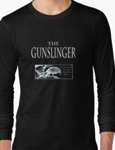 The Gunslinger (use on non white background) Long Sleeve T-Shirt