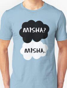 Misha Collins - TFIOS Unisex T-Shirt