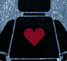 Love Your Robot Sticker