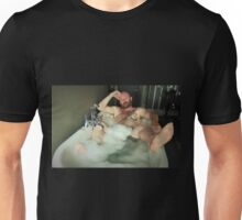 TROY T SCOTT - IN THE TUB Unisex T-Shirt