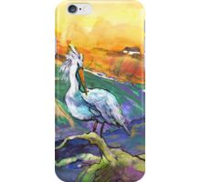The Pelican Affair iPhone Case/Skin