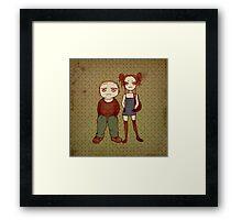 Perfect Together Framed Print