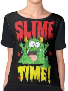 Slime Time!Your next! Chiffon Top