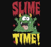 Slime Time!Your next! One Piece - Short Sleeve
