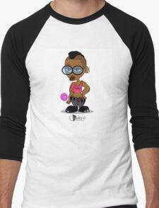 I just love lollipops  Men's Baseball ¾ T-Shirt