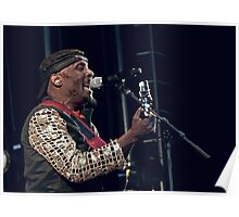 OKAIO CREATION Jimmy Cliff par le PANASONIC FZ 1000  Poster