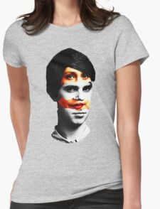 The Mind of Norman Bates Womens Fitted T-Shirt