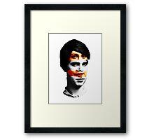 The Mind of Norman Bates Framed Print