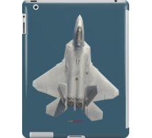 Plane & Simple - F22 Raptor Fighter iPad Case/Skin