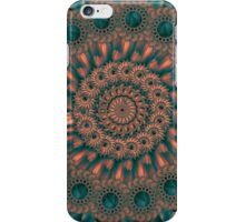 Circuit of a Feather iPhone Case/Skin