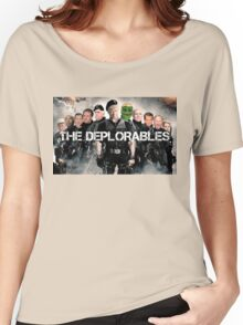 The Deplorables Women's Relaxed Fit T-Shirt