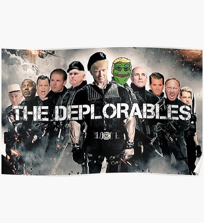 The Deplorables Poster
