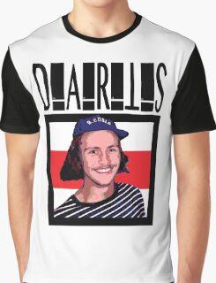 Darts Tang Signature Graphic T-Shirt