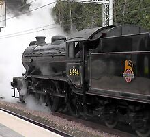 LNER 61994 'The Great Marquess' at Preston by Rorymacve